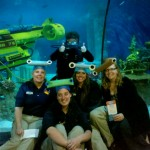 Mommy & Me Under the Sea at SEA LIFE Aquarium!