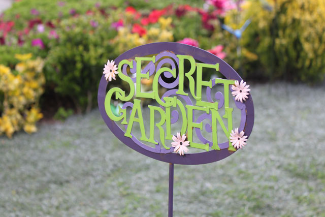 Secret Garden at the Carlsbad Flower Fields ~ www.socalwithkids.com