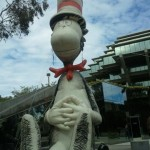 Dr. Seuss Birthday Celebration at UCSD's Geisel Library