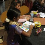 Rangoli Indian Chalk Art & More For Family Sunday at Mingei!
