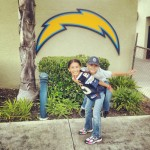 Chargers Training Camp ~ www.socalwithkids.com