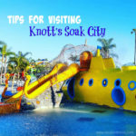 Tip For Visiting Knott's Soak City OC Water Park!
