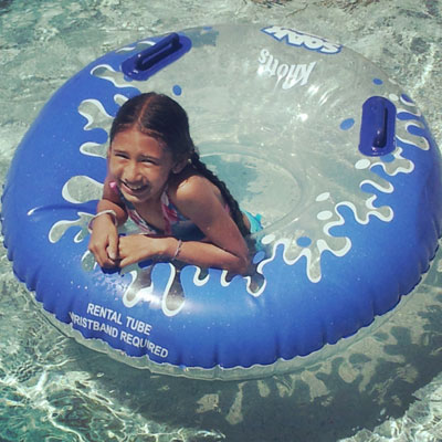 Float, Slide, and Play at Soak City OC!