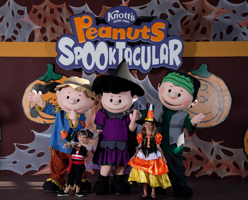 Camp Spooky at Knott's Berry Farm