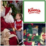 Feel The Holiday Spirit At Knott's Merry Farm!