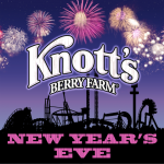 Ring In The New Year At Knott's!