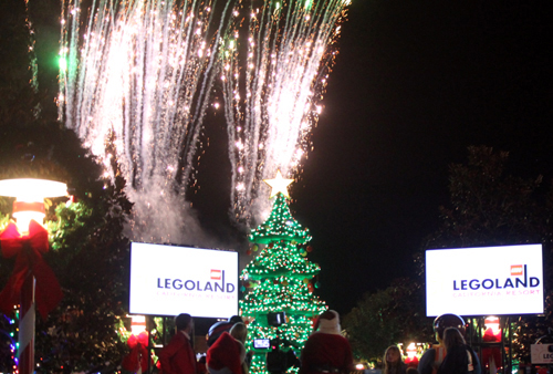 Winter Nights at LEGOLAND