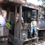 Knott's Berry Bloom Train ~ www.socalwithkids.com