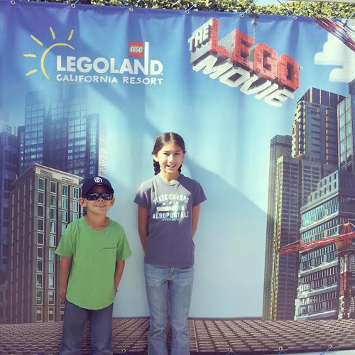 he LEGO Movie Experience