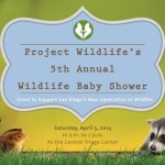 Free Family Fun At The Project Wildlife Baby Shower!