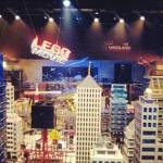 On Set At The LEGO Movie Experience At LEGOLAND California!
