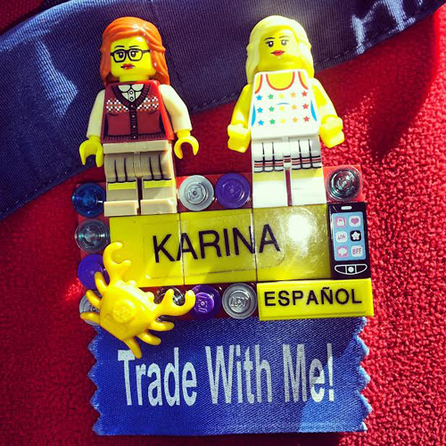 Minifigure Trading ~ www.socalwithkids.com