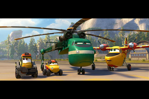Disney's Planes: Fire & Rescue Movie ~ Image Courtesy of Disney Pictures ~ www.socalwithkids.com