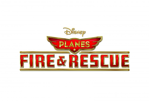 Disney's Planes: Fire & Rescue Logo ~ Image Courtesy of Disney Pictures ~ www.socalwithkids.com