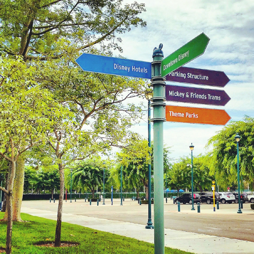 Downtown Disney Parking ~ www.socalwithkids.com