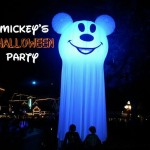 Mickey's Halloween Party Lights The Night At Disneyland!
