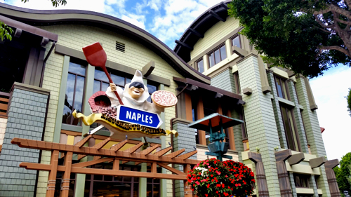Naples in Downtown Disney ~ www.socalwithkids.com