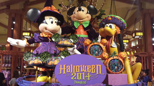 World of Disney at Halloween ~ www.socalwithkids.com