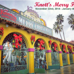 Knott's Berry Farm's Christmas Celebration