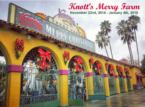 Knott's Berry Farm's Christmas Celebration Archives - SoCal with Kids