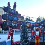 Olaf's Downtown Disney Ice Rink Brings Frozen Fun To SoCal!