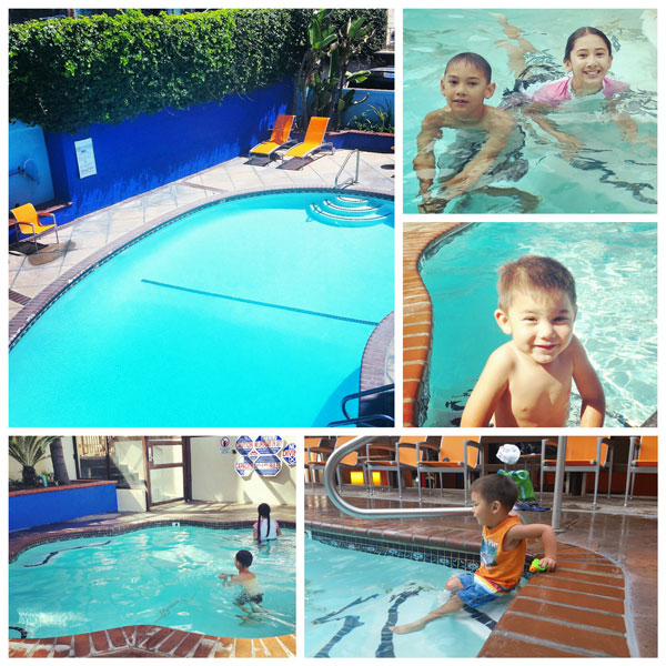 Pacific Edge Hotel Pools ~ www.socalwithkids.com