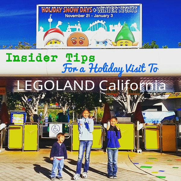 LEGOLAND Holidays ~ SoCal with Kids