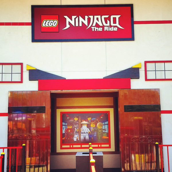 Ninjago The Ride ~ www.socalwithkids.com