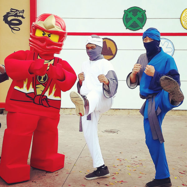 Get A Kick Out of Ninjago World ~ www.socalwithkids.com