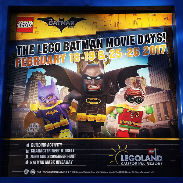 LEGO Batman Movie Days - www.socalwithkids.com