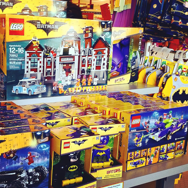 LEGO Batman Movie Merchandise - www.socalwithkids.com