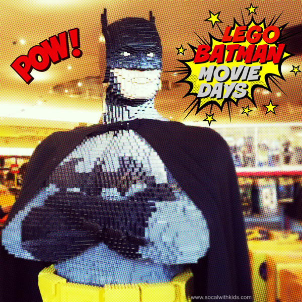 LEGO Batman Movie Days at LEGOLAND - www.socalwithkids.com