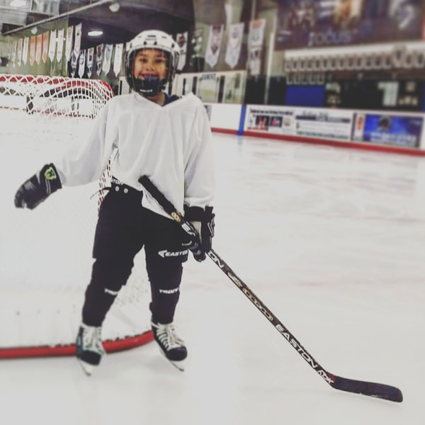 Youth Ice Hockey ~ www.socalwithkids.com