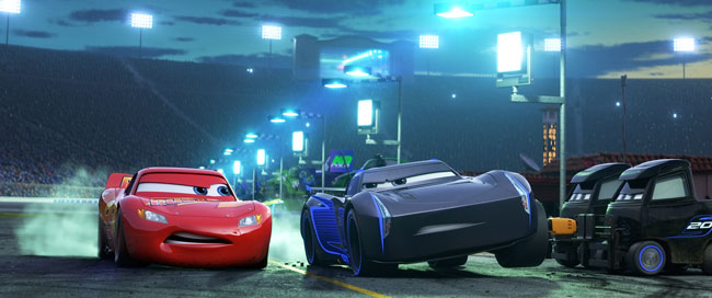 CARS 3 Lightning and Storm ~ www.socalwithkids.com