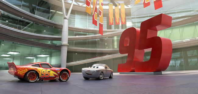 CARS 3 Movie ~ www.socalwithkids.com