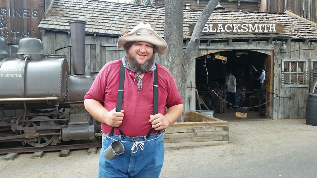 Knott's Ghost Town Alive Prospector ~ www.socalwithkids.com