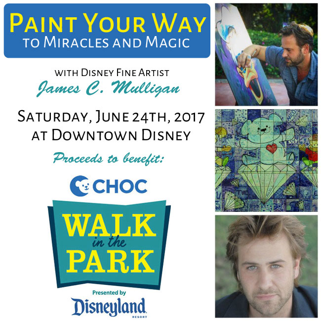 Paint Your Way to Miracles and Magic ~ www.socalwithkids.com